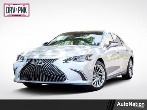 2019 Lexus ES 350 ULTRA LUXURY ES 350