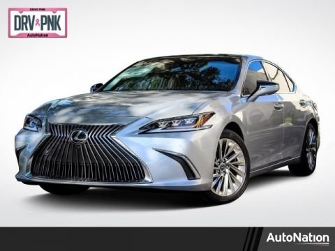 2019 Lexus ES 350 ULTRA LUXURY