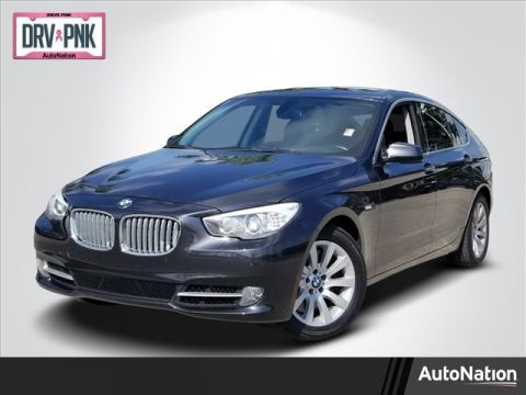 Pre-Owned 2011 BMW 5 Series Gran Turismo 550i